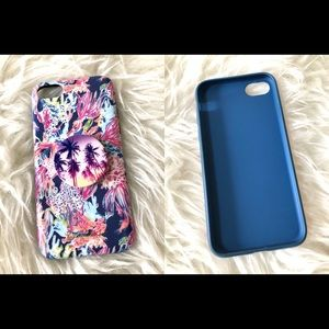 Lilly Pulitzer iPhone 7 / 8 Case, Viva La Lilly